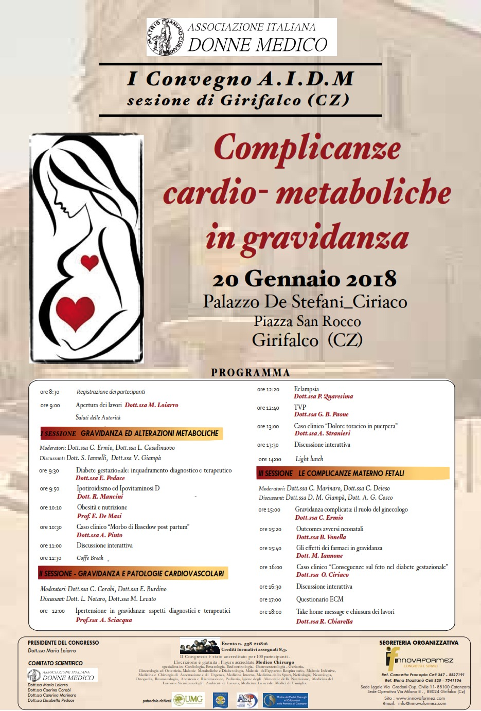 AIDM 20Gennaio2017 Girifalco  - #AIDM_20Gennaio2017_Girifalco_