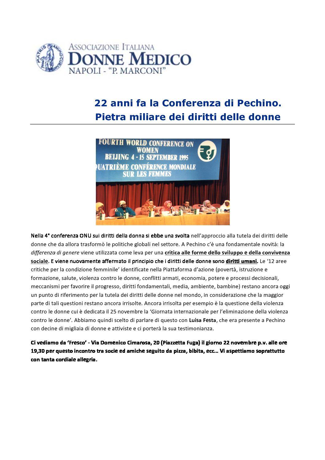 Conferenza di Pechino Napoli 2017 11 22 pdf - Conferenza di Pechino_Napoli_2017_11_22