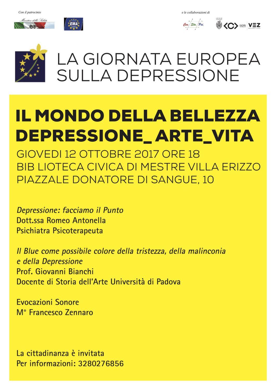 DEP 2017 - DEP 2017_ giornata europea depressione