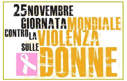 Giornata mondiale contro la violenza sulle donne - Giornata Mondiale contro la Violenza sulle Donne
