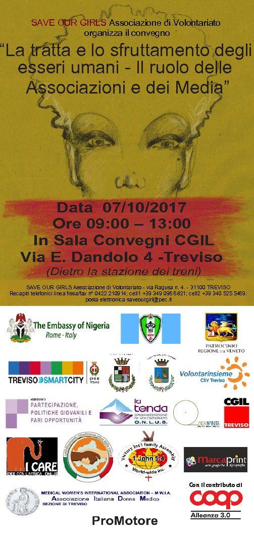 La tratta e lo sfruttamento degli esseri umani. ruolo di associazioni e media. AIDM Treviso v02 pdf - La tratta e lo sfruttamento degli esseri umani. ruolo di associazioni e media. #AIDM Treviso v02