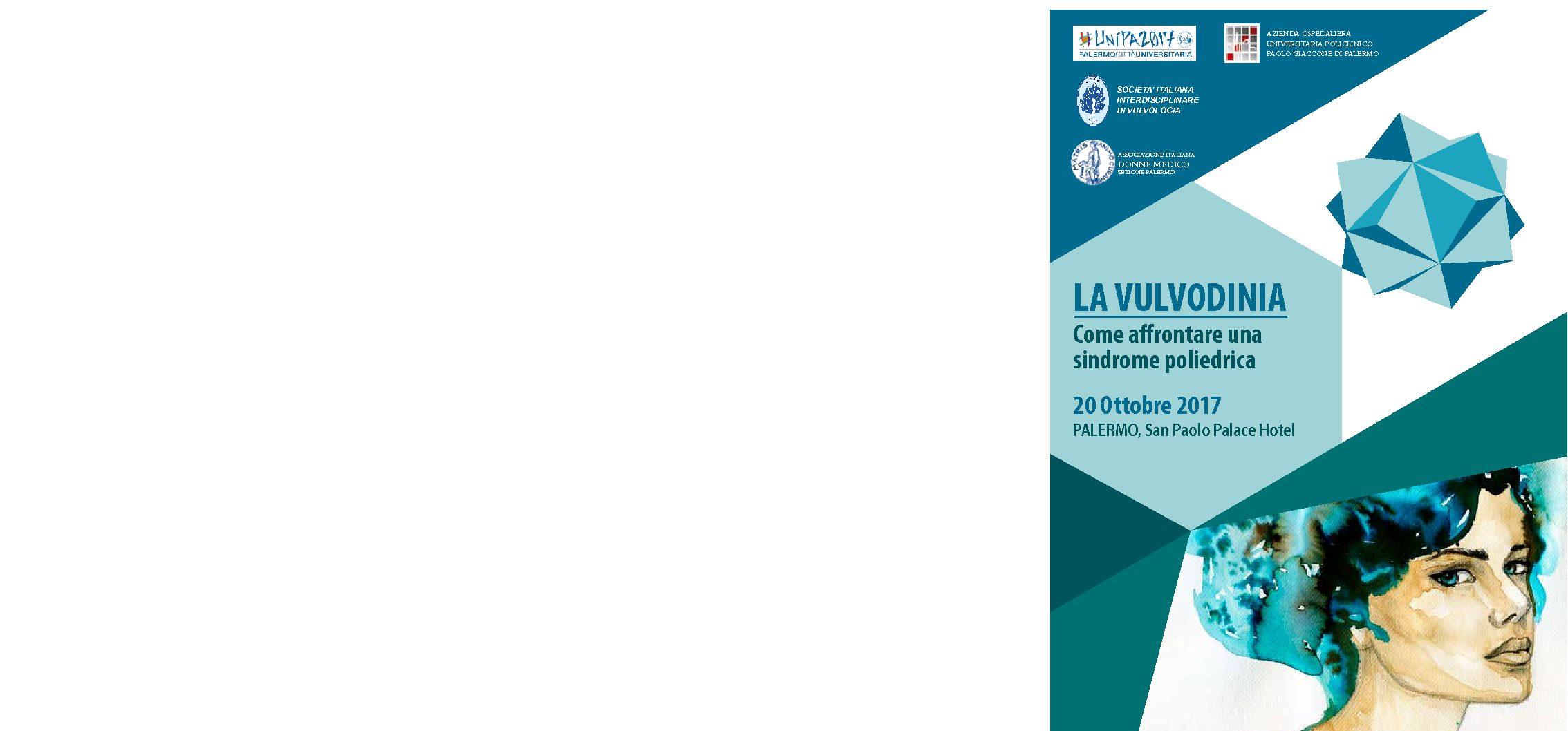 Programma Vulvodinia Palermo 20Ottobre2017 rev10 1 1 pdf - Programma_Vulvodinia_Palermo_20Ottobre2017_rev10 (1)