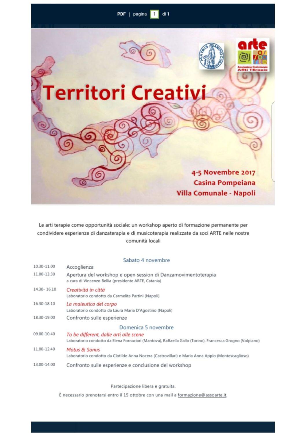 Territori creativi pdf - Territori creativi